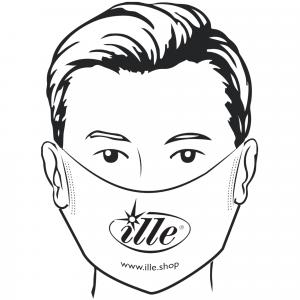 ILLE Gesichtsmaske