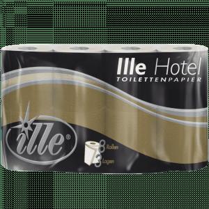 ILLE Toilettenpapier Hotel